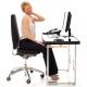 Estudio ergonómico y de reorganización del puesto de trabajo