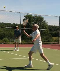 do sport tennis